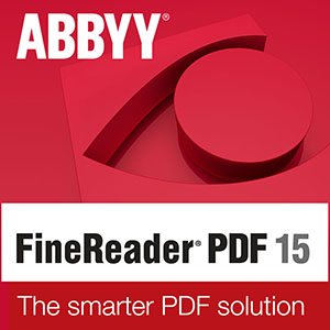 Новий ABBYY FineReader PDF 15